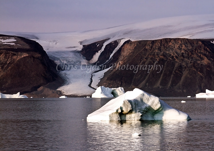 Greenland Glacier #2