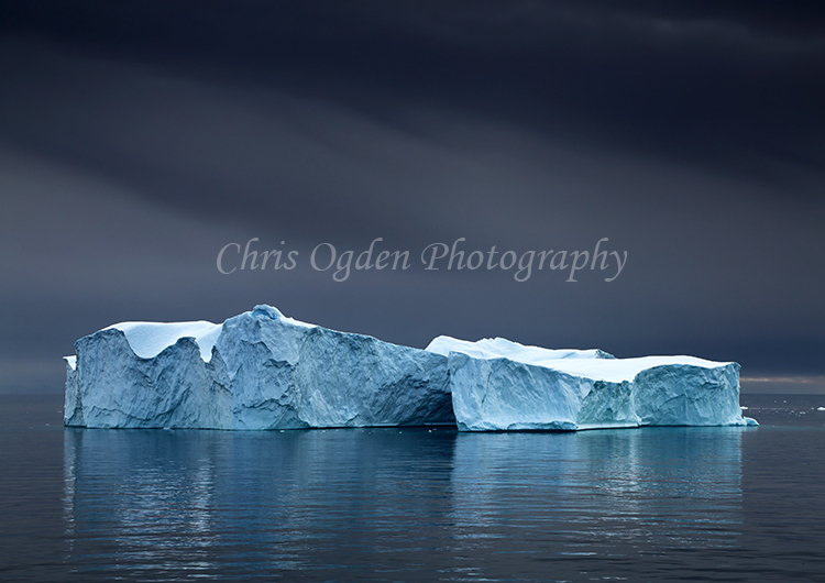 Greenland Iceberg #3