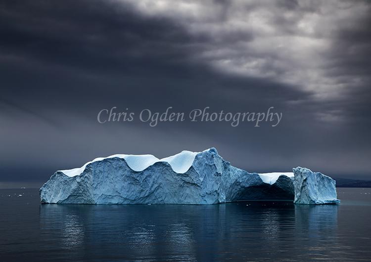 Greenland Iceberg #4