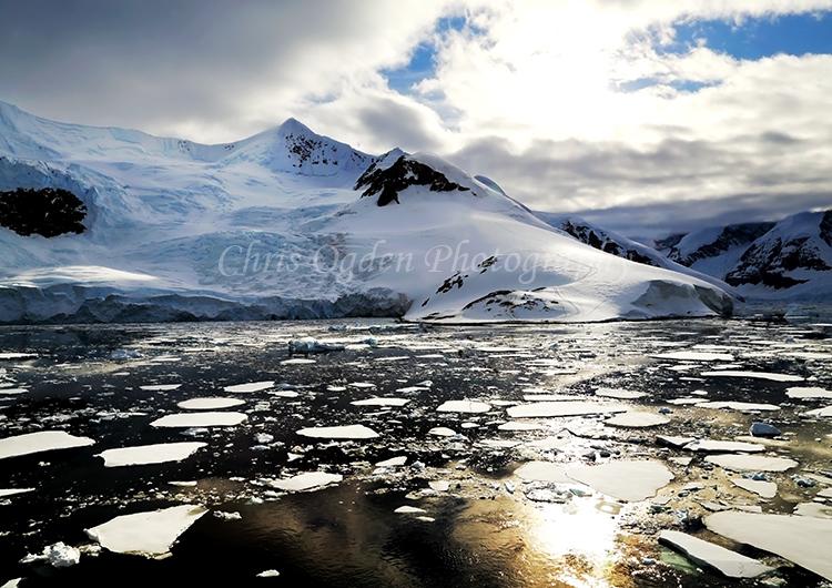 Antarctic Landscape #48