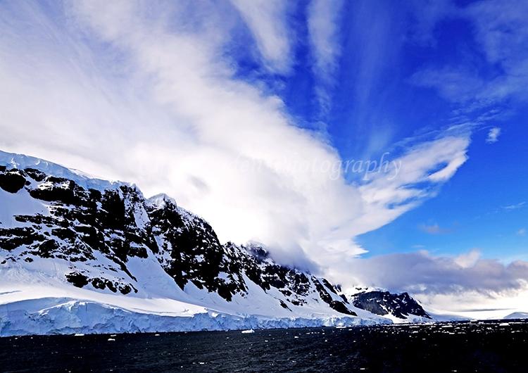 Antarctic Landscape #50