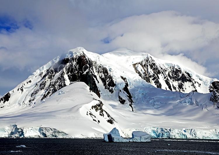 Antarctic Landscape #51