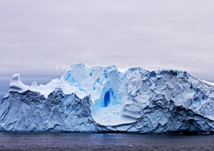 Antarctic Landscape #53