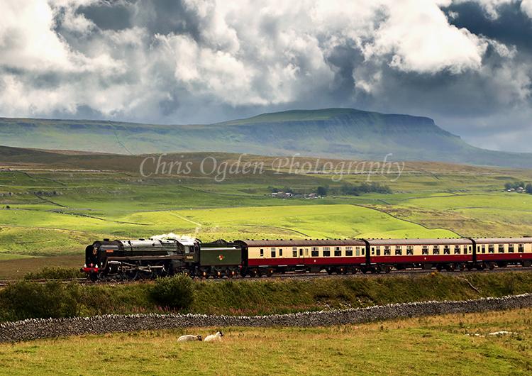 Britannia Heading to Carlisle #1