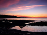 Sunset over Budle Bay #4