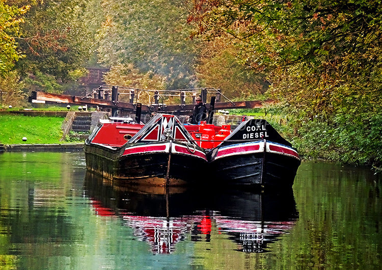 Grand Union Canal #3