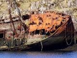 Old Wreck at Stykkisholmur #2