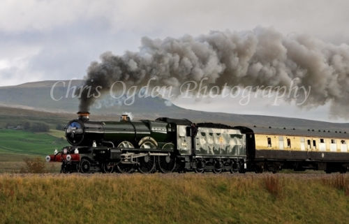 Earl of Mount Edgcumbe - GWR Castle Class