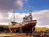 Dry Dock at Stykkisholmir