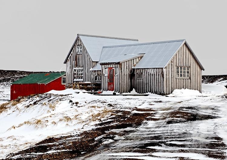 Icelandic Mountain Resort #3