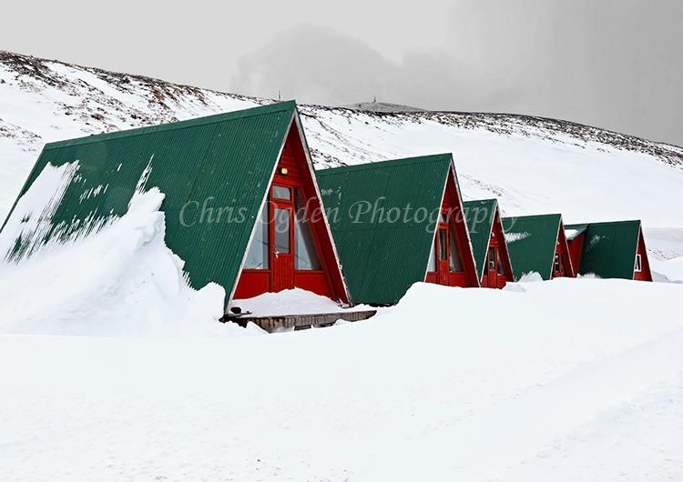 Icelandic Mountain Resort #5