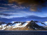 Icelandic Mountain View