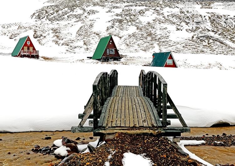 Icelandic Mountain Resort #10