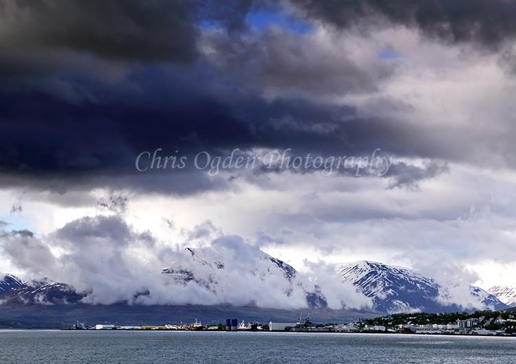 On the Way to Akureyri #8