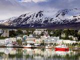 Reflections of Akureyri