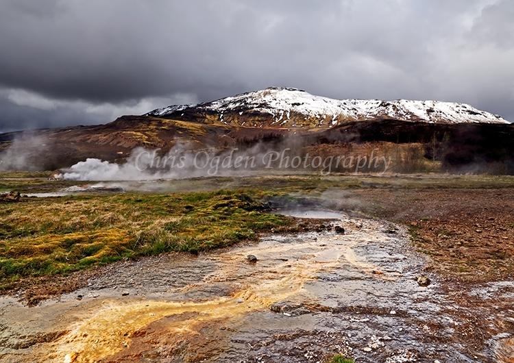 Icelandic Geysir Geothermal Area #2