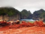 Volcanic Lava Rock #7