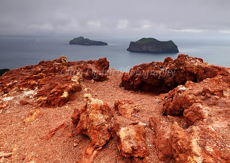 Volcanic Lava Rock #8