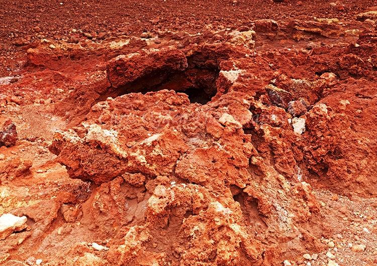 Volcanic Lava Rock #10