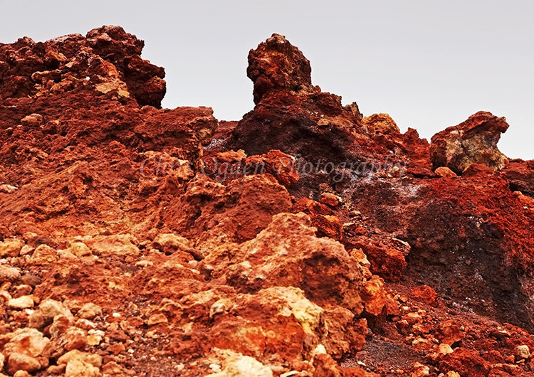 Volcanic Lava Rock #11