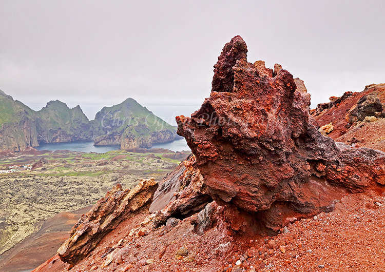 Volcanic Lava Rock #19