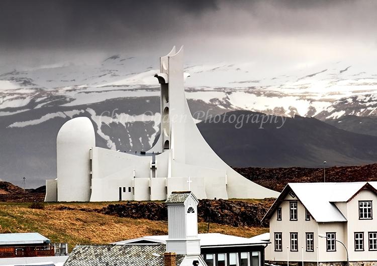The Church at Stykkisholmur