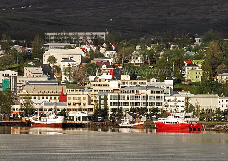 Arriving at Akureyri #2