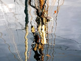 Tall Ship Rigging Reflection #2