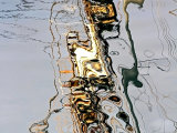 Tall Ship Rigging Reflection #4