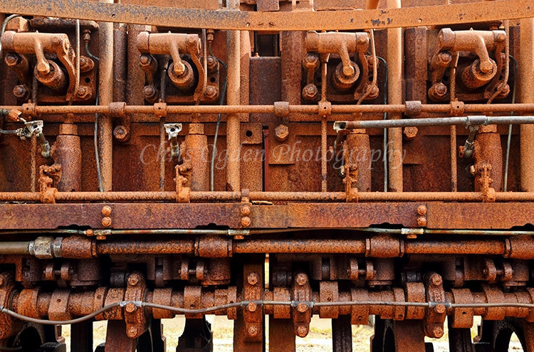 Rusting Whaling Industry Relics #10
