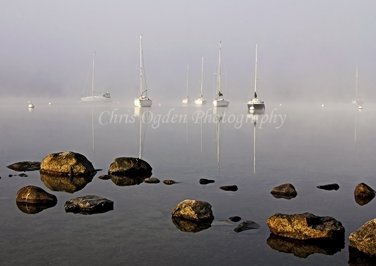 Lake Reflection #3