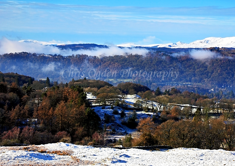 Winter in the Lakes #1