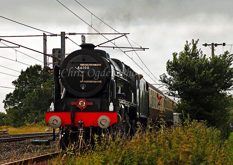 Royal Scot Heading North #1