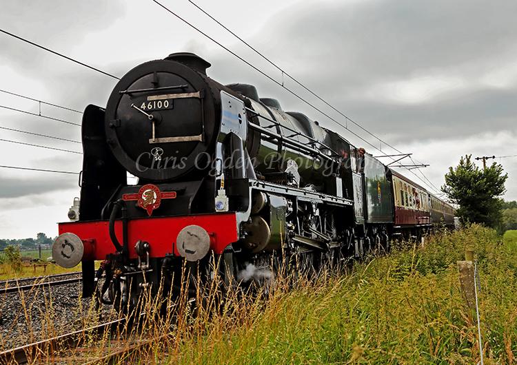 Royal Scot Heading North #2