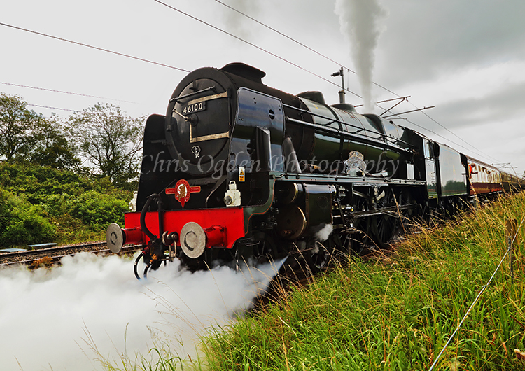 Royal Scot Heading North #3