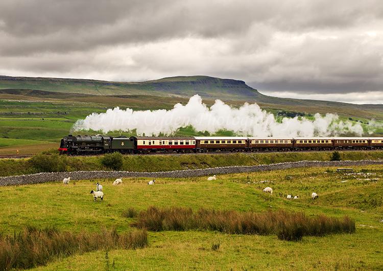 Royal Scot Heading North #4