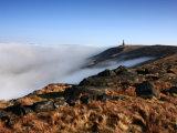 Mist on the Pennine Way