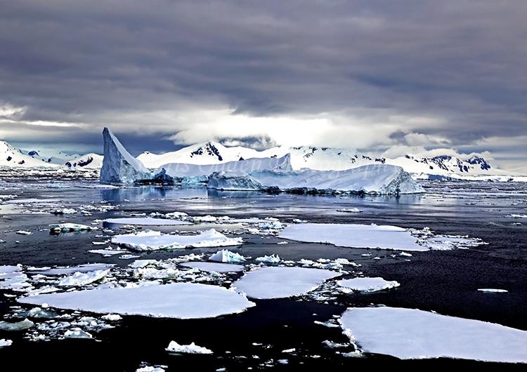 Antarctic Landscape #43