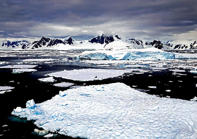 Antarctic Landscape #44