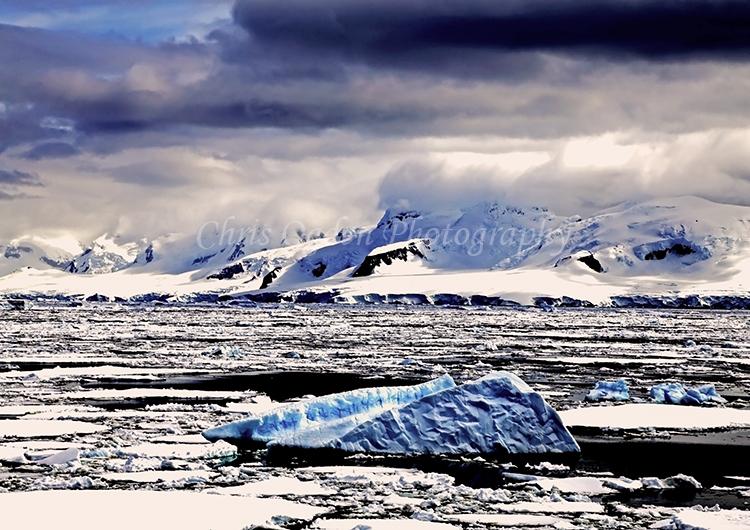 Antarctic Landscape #45