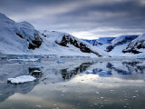 Reflections in Antarctica