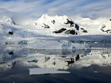 Antarctic Mountain Reflection 2