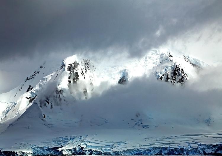 Antarctic Landscape #27