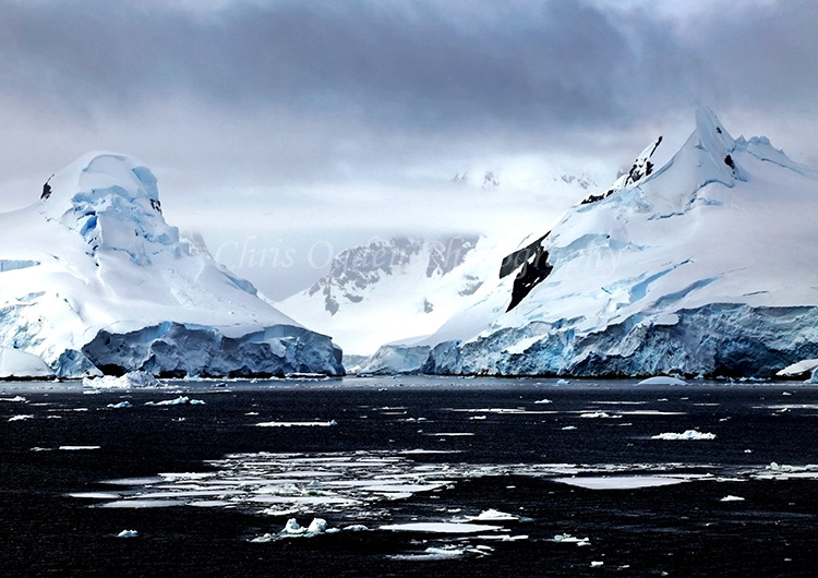 Antarctic Landscape #28