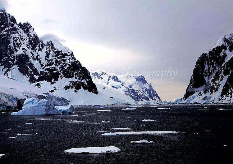 Antarctic Landscape #30