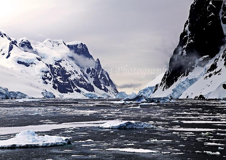 Antarctic Landscape #31