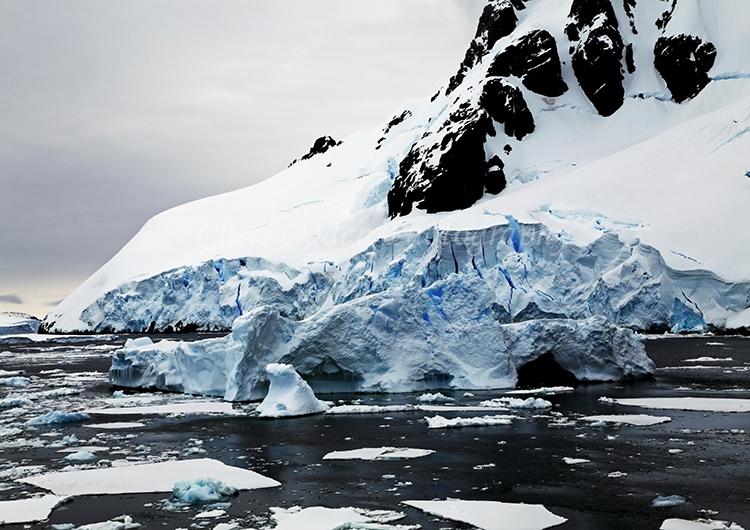 Antarctic Landscape #32