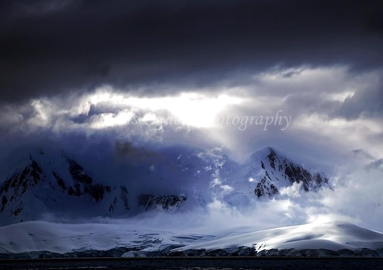 Antarctic Landscape #41