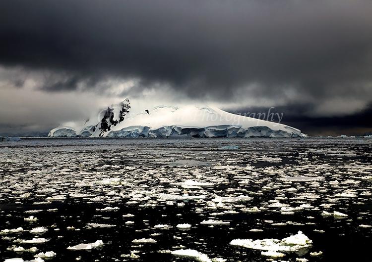 Antarctic Landscape #36