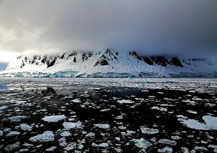 Antarctic Landscape #37